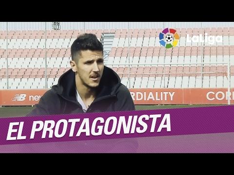El Protagonista: Stevan Jovetic, jugador del Sevilla FC