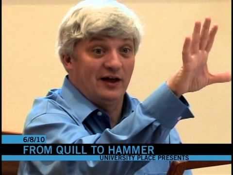 """Trevor Stephenson: Harpsichord & Fortepiano """"From Quill to Hammer"""" - WI Public TV"""