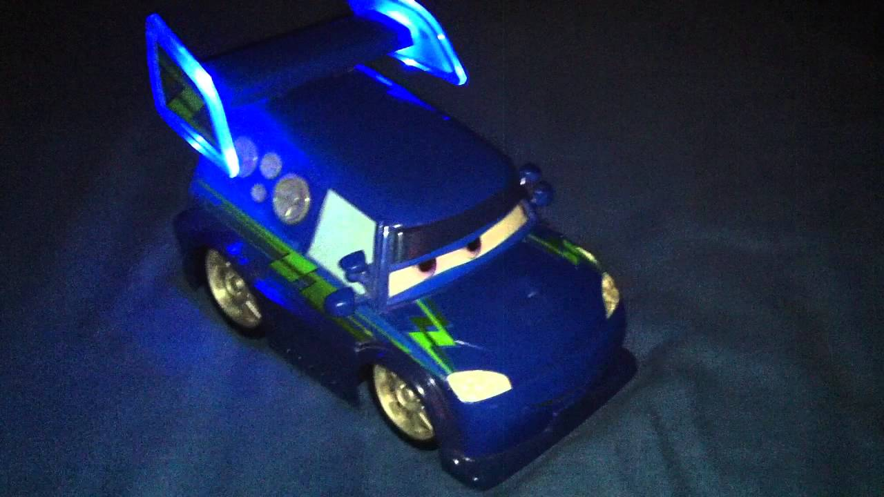 Disney Cars Lights And Sounds Music Dj Youtube