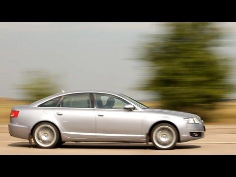Audi A6 C6 30 Tdi Quattro Vs Bmw 540 Vs Bmw 535d Vs Bmw 545 Vs