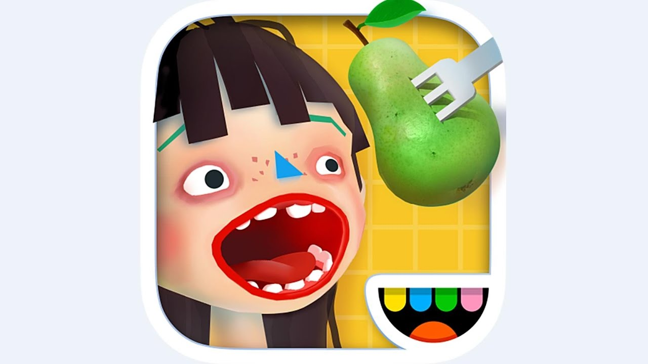 Toca Kitchen 2 New Game App For Kids Ipad Iphone Youtube