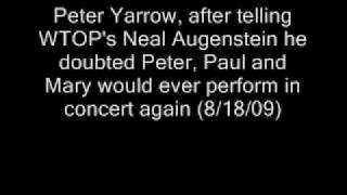 Peter Yarrow: