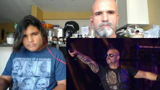 Sabaton - Ghost Division (Live) [Reaction/Review]