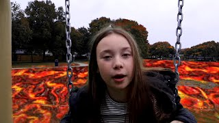 The Floor Is Lava Challenge At The Park