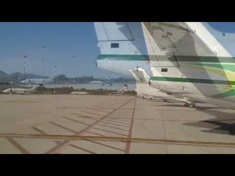 CJ3 Exec Flight - Approaching and Appreciating Olbia Airport (LIEO)