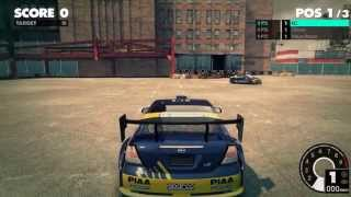 Dirt 3 Multiplayer Transporter Gameplay PC