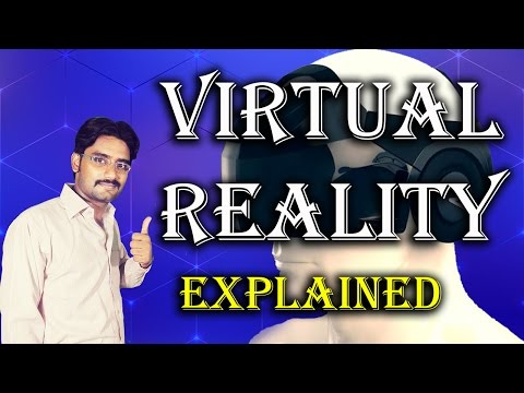 Virtual Reality Detail Explained in Hindi/Urdu