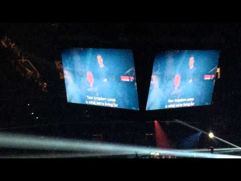Elevation Worship - Awesome in this place - 2015 Time Warner Cable Arena