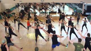 LES MILLS BODYATTACK 84 - BODYATTACK REVOLUTION - RELEASE ARMY STYLE
