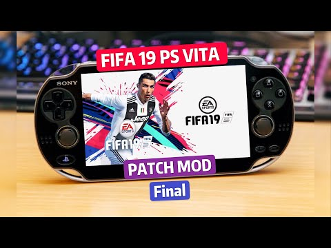 Install FIFA 19 To PS VITA  PATCH MOD Final Download + Install