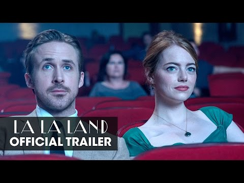 La La Land (2016 Movie) Official Trailer – 'Dreamers' fragman