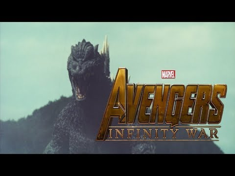 Godzilla: Final Wars Trailer (The Avengers: Infinity Wars Style)