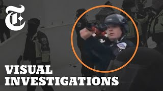 How Police Tried — and Failed — To Stop Capitol Attackers | Visual Investigations