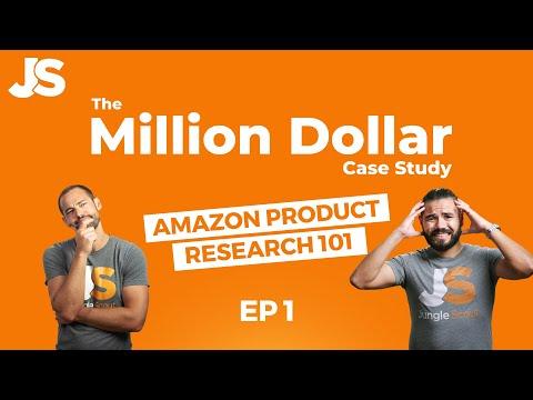 Amazon Product Research 101 💻 I MDCS | EP 1