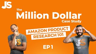 Amazon Product Research 101 💻 I MDCS | EP 1