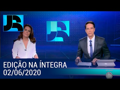 Assista à íntegra do Jornal da Record | 02/05/2020