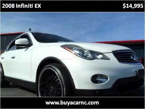 2008 Infiniti FX Used Cars Hillside NJ