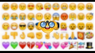 Android Trick - Emoji Search for whatsapp mobile / web / facebook / messenger