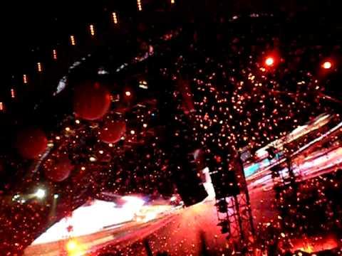 Coldplay Udine  Lovers in Japan