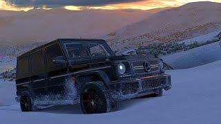 Forza Blizzard Mountain - Part 13 - Mercedes G63 G Wagon