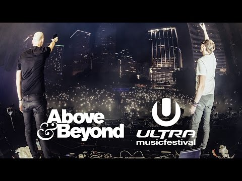 Above & Beyond  At Ultra Music Festival Miami 2017 Full 4K Set