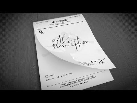2. The Prescription - Rehab