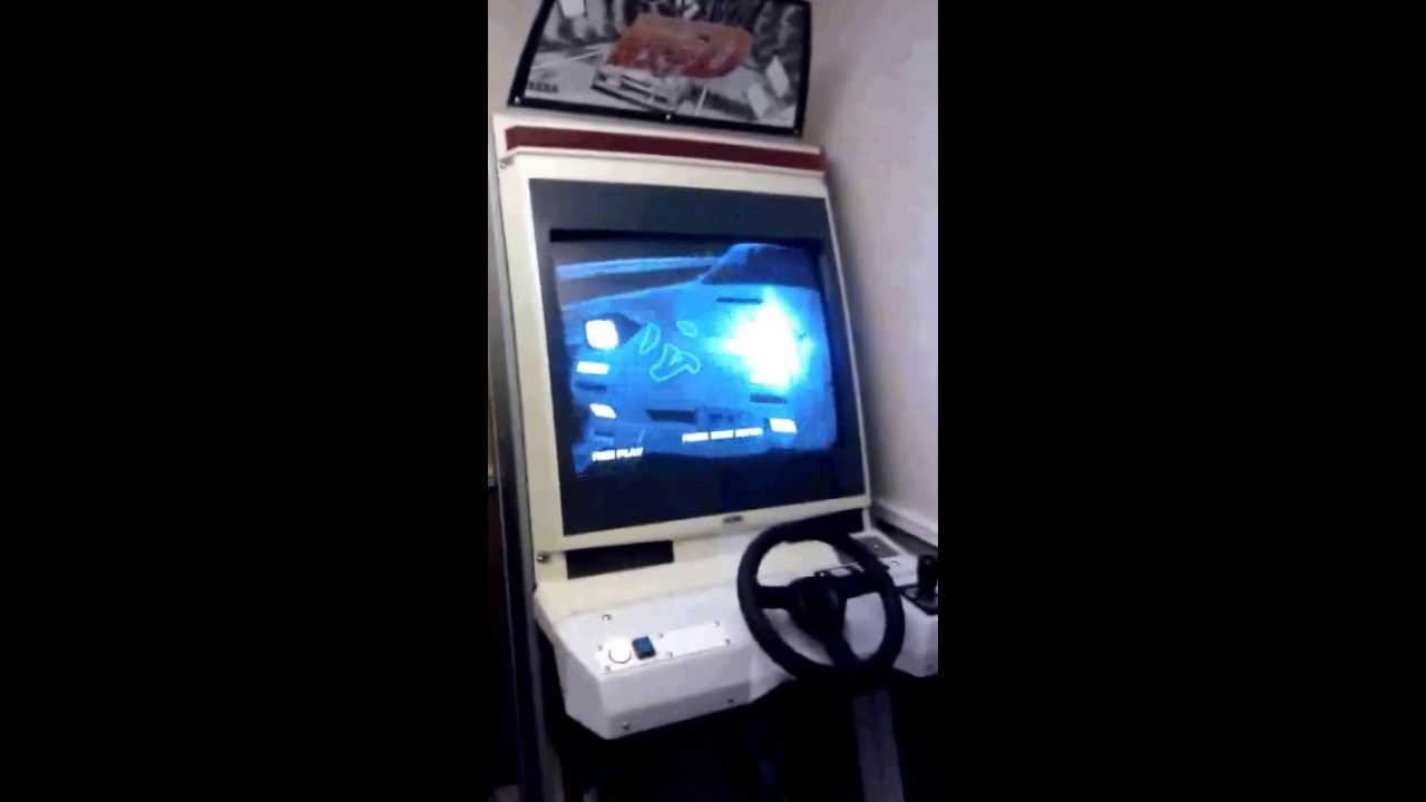 Naomi Universal Driving Cabinet = Initial D Arcade Stage Ver3 ...