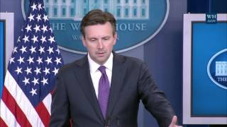 6/20/16: White House Press Briefing