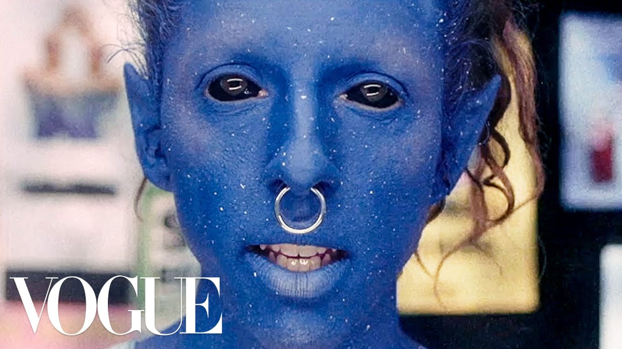 Inside Michael Moon's Extreme Beauty Routine
