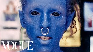 Inside Michael Moon's Extreme Beauty Routine | Vogue