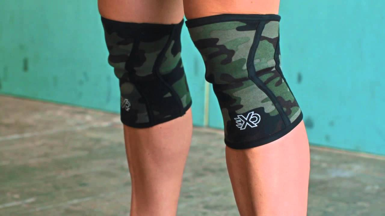 Exo Sleeve 5mm Knee Sleeve