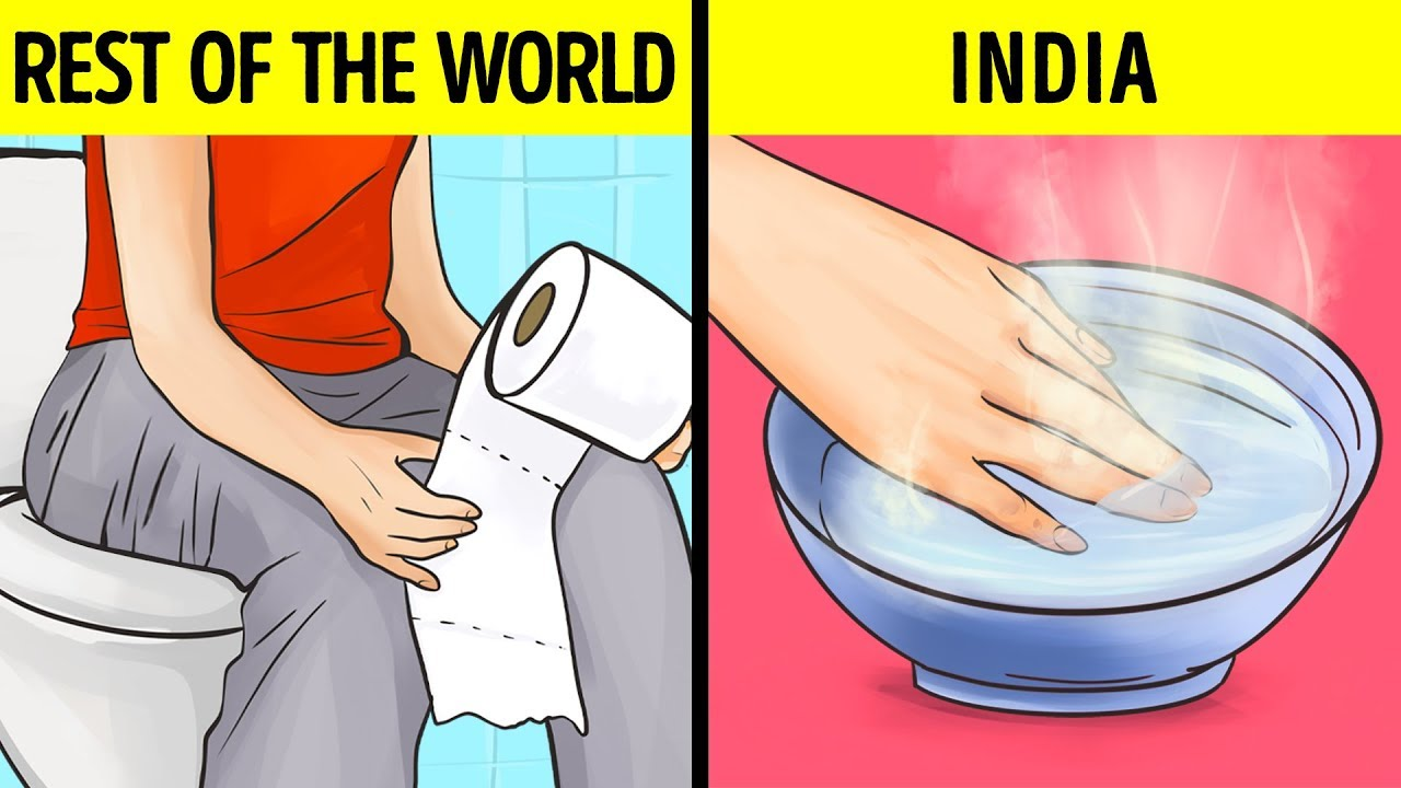 Download 25 Traditions That Are Totally Normal in Other Countries
