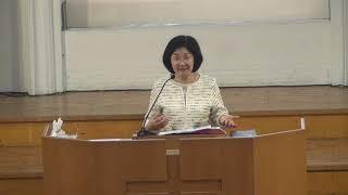 20190217浸信會仁愛堂主日信息_蔡麗貞院長