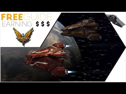 Elite Dangerous Guide - Fun Way To Make Money / Credits (Best Guide)