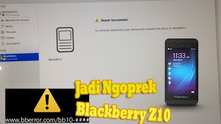 Blackberry Error Bb10 0004