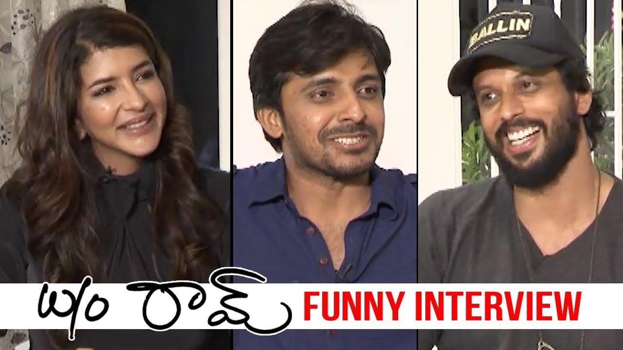 W/O Ram Movie Team Funny Interview   Lakshmi Manchu   Aadarsh   Priyadarshi   Vijay Yelakanti   TFPC