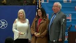 Woodbridge Township Employee Appreciation Day, December 14, 2018
