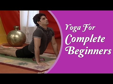 Yoga for Complete Beginners - Home Yoga Workout | Hindi Yoga