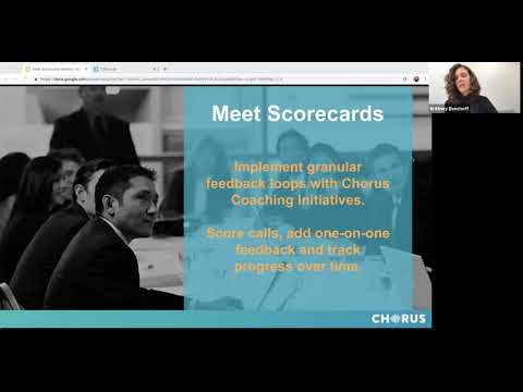 Meet Scorecards Webinar