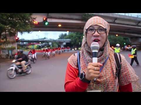 ASSA MELINTAS CAWANG JAKARTA ETAPE 20 BEKASI - SERANG JELAJAH JAWA II ANYER PANARUKAN