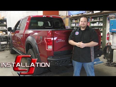 F-150 Borla Twin Turbo & Cat-Back Exhaust Upgrade Kit Dual Side Exit 3.5L Eco 2015-2016 Installation