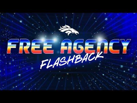 Free agency flashback: QB Peyton Manning