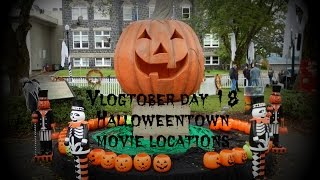 Vlogtober day 18, Halloweentown filming location(s)