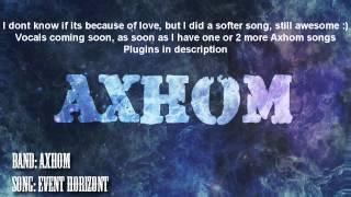 Axhom Event Horizont - Death Metal TSE X30 & MixIR2 (instrumental demo version)