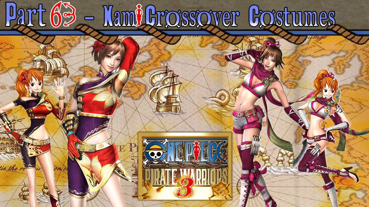 various design fresh styles fresh styles Let's Play One Piece: Pirate Warriors 3 - Part 63 [Nami ...