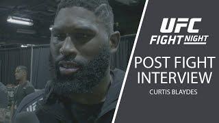 UFC Raleigh: Curtis Blaydes -