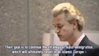 Geert Wilders: The Lights Are Going Out All Over Europe (english subs)