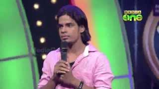 Pathinalam Ravu  Muhsin in Challenge Round, areacode pt abdul rahman song aaradi mannu