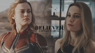 Captain Marvel || Believer
