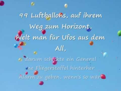 "Nena   99 Luftballons   lyrics  /ORHAN TURHAN """"BY ORİ"""""